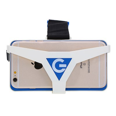 Virtual Reality 3D VR Glasses for 4.5 - 6 inch SmartphoneVR Headset<br>Virtual Reality 3D VR Glasses for 4.5 - 6 inch Smartphone<br><br>Color: White<br>Compatible with: Smartphones<br>Material: ABS, Foam<br>Package Contents: 1 x VR Glasses, 3 x Phone Panel<br>Package size (L x W x H): 18.40 x 15.40 x 11.10 cm / 7.24 x 6.06 x 4.37 inches<br>Package weight: 0.584 kg<br>Product size (L x W x H): 17.00 x 11.00 x 9.50 cm / 6.69 x 4.33 x 3.74 inches<br>Product weight: 0.188 kg<br>Smartphone Compatibility: 4.5 - 6.0 inch<br>Video format: 1080P<br>VR Glasses Type: VR Glasses