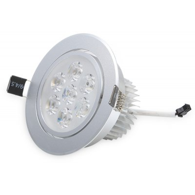 YouOkLight 680LM 7W 3000K Adjustable LED Ceiling Down Light