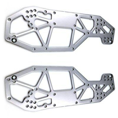 HBX 2098B 1 / 24 4WD Original Left + Right Side Plate Set RC Car Spare Part
