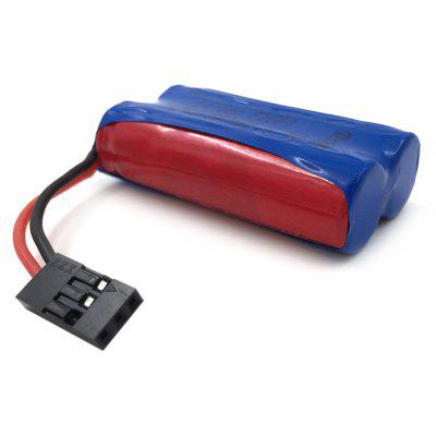HBX 2098B 1 / 24 4WD Original 6.4V 500mAh Battery RC Car Spare Part
