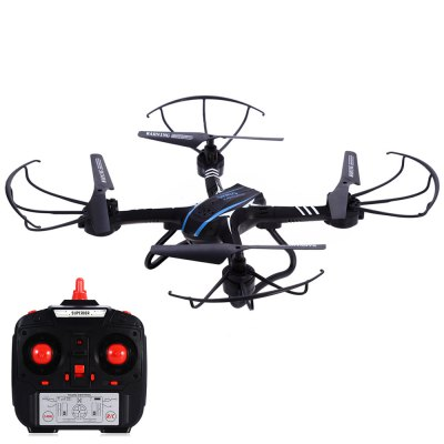 SKRC D20 2.4G 4 Channel 6-axis Gyro Quadcopter One Key Automatic Return RTF