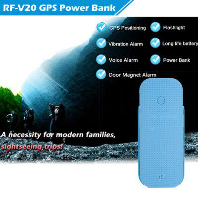 RF-V20 7 in 1 GPS Tracker