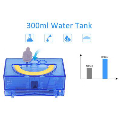 Robotic Vacuum Cleaner Water Tank for ILIFE V5S - 300ml