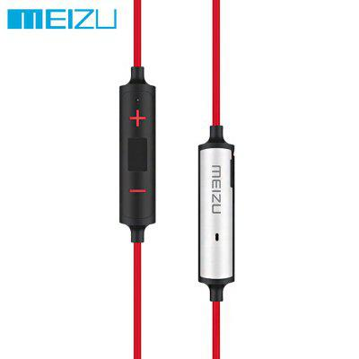 Original Meizu EP51 Bluetooth HiFi Sports EarbudsSports &amp; Fitness Headphones<br>Original Meizu EP51 Bluetooth HiFi Sports Earbuds<br><br>Application: Sport, Running<br>Battery Capacity(mAh): 60mAh Li-ion Battery<br>Battery Types: Built-in<br>Bluetooth: Yes<br>Bluetooth chip: CSR8645<br>Bluetooth distance: W/O obstacles 10m<br>Bluetooth mode: Hands free<br>Bluetooth protocol: A2DP,AVRCP,HFP,HSP<br>Bluetooth Version: V4.0<br>Brand: MEIZU<br>Cable Length (m): 0.55m<br>Charging Time.: 1.5 - 2h<br>Compatible with: iPhone, iPod, Mobile phone<br>Connecting interface: Micro USB<br>Connectivity: Wireless<br>Driver unit: 8.6mm<br>Frequency response: 20-20000Hz<br>Function: Bluetooth, Noise Cancelling, Sweatproof, Voice control, Waterproof, Song Switching, HiFi, Answering Phone<br>Impedance: 16ohms<br>Input Power: 10mW<br>Language: No<br>Material: ABS<br>Model: EP51<br>Music Time: 6h<br>Package Contents: 1 x Meizu EP51 Sports Earbuds, 3 x Pair of Standby Earbud Tips, 1 x USB Charge Cable, 1 x Storage Box, 1 x English / Chinese User Manual<br>Package size (L x W x H): 5.00 x 10.00 x 15.00 cm / 1.97 x 3.94 x 5.91 inches<br>Package weight: 0.2800 kg<br>Product weight: 0.0150 kg<br>Sensitivity: 88dB<br>Standby time: 400h<br>Talk time: 6h<br>Type: In-Ear<br>Wearing type: In-Ear