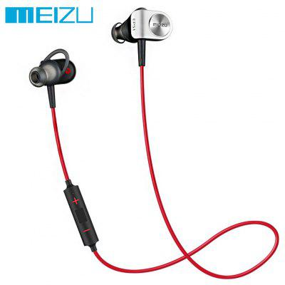 Original Meizu EP51 Bluetooth HiFi Sports Earbuds RED WITH BLACK