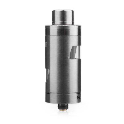 Original Wotofo Conqueror RTA AtomizerRebuildable Atomizers<br>Original Wotofo Conqueror RTA Atomizer<br><br>Available Color: Black,Silver<br>Brand: Wotofo<br>Coil Quantity: Dual coil<br>Material: Glass, Stainless Steel<br>Model: Conqueror<br>Overall Diameter: 22mm<br>Package Contents: 1 x Wotofo Conqueror RTA, 1 x Spare Part and Hex Key Pack, 1 x Japanese Organic Cotton, 1 x Pack of Wotofo Comp Wire, 1 x English User Manual, 1 x Card<br>Package size (L x W x H): 3.90 x 8.60 x 5.40 cm / 1.54 x 3.39 x 2.13 inches<br>Package weight: 0.220 kg<br>Product size (L x W x H): 2.20 x 2.20 x 6.00 cm / 0.87 x 0.87 x 2.36 inches<br>Product weight: 0.076 kg<br>Rebuildable Atomizer: RBA,RTA<br>Tank Capacity: 4.0ml<br>Thread: 510<br>Type: Rebuildable Tanks, Rebuildable Atomizer