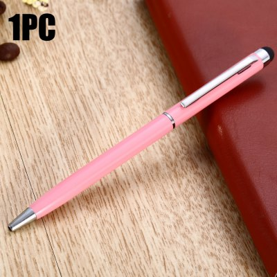 YQ08 2 in 1 Capacitive Pen / Ballpoint Pen for Touchscreen