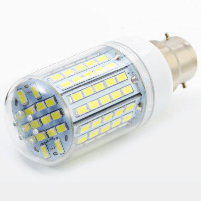 6PCS Sencart B22 1500LM 15W 96 x SMD5730 LED Corn BulbCorn Bulbs<br>6PCS Sencart B22 1500LM 15W 96 x SMD5730 LED Corn Bulb<br><br>Available Light Color: Warm White,White<br>Brand: Sencart<br>CCT/Wavelength: 3000-3500K,6000-6500K<br>Emitter Types: SMD 5730<br>Features: Long Life Expectancy, Energy Saving<br>Function: Studio and Exhibition Lighting, Commercial Lighting, Outdoor Lighting<br>Holder: B22<br>Luminous Flux: 1500Lm<br>Output Power: 15W<br>Package Contents: 6 x Sencart LED Corn Light<br>Package size (L x W x H): 12.40 x 8.60 x 11.00 cm / 4.88 x 3.39 x 4.33 inches<br>Package weight: 0.284 kg<br>Product size (L x W x H): 3.80 x 3.80 x 10.00 cm / 1.5 x 1.5 x 3.94 inches<br>Product weight: 0.044 kg<br>Sheathing Material: ABS<br>Total Emitters: 96<br>Type: Corn Bulbs<br>Voltage (V): AC 110-120,AC 220-240