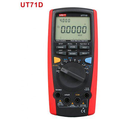 UNI-T UT71D Smart Digital Multimeter