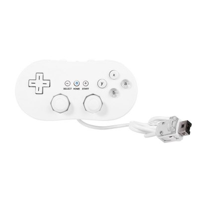 Wired Classic Game Controller Gamepad for Wii