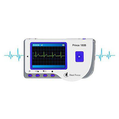 Heal Force Portable Prince 180B Monitor de Mano ECG