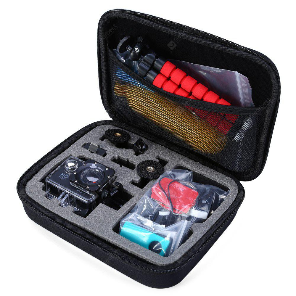 Kimi XMS002 Medium Size Carry Case for Action Camera
