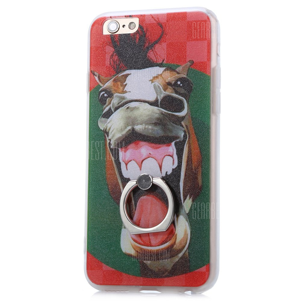 Stylish Pattern Protective Back Case for iPhone 6 / 6S