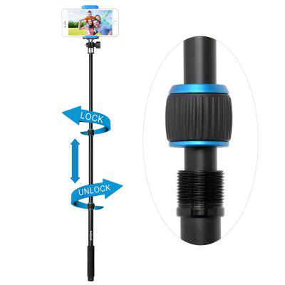 Fantaseal Motion - 1A Extendable Selfie StickAction Cameras &amp; Sport DV Accessories<br>Fantaseal Motion - 1A Extendable Selfie Stick<br><br>Accessory type: Lengthen Selfie Arms<br>Apply to Brand: Amkov,Dazzne,Eken,Elephone,FIREFLY,GitUp,Gopro,MEEEGOU,Mobius,Ordro,Polaroid,SJCAM,Sony,Soocoo,Xiaomi<br>Compatible with: GoPro Hero 4 Session, GoPro Hero Series, Isaw, MEE+5, Mobile phone, Mobius Action Sports Camera, Polaroid Cube, SJ4000, SJ4000 Plus, SJ4000 WiFi, SJ5000, SJ6000, SJ7000, SJCAM 4000 plus, SJCAM 5000 plus, Gopro Hero 4, Gopro Hero 3 Plus, A9, Action Camera, AMK 5000, AMK 5000S, AMK 7000S, Dazzne P2, Dazzne P3, EKEN H9, Elephone Explorer Pro, Gopro Hero 3, Gopro Hero 2, Gopro Hero 1, Gitup Git2, GitUp Git1, FIREFLY 6S, FIREFLY 5S<br>Material: Alluminum Alloy<br>Package Contents: 1 x Selfie Stick, 1 x RC Holder<br>Package size (L x W x H): 40.00 x 7.80 x 6.30 cm / 15.75 x 3.07 x 2.48 inches<br>Package weight: 0.251 kg<br>Product size (L x W x H): 35.00 x 4.50 x 4.00 cm / 13.78 x 1.77 x 1.57 inches<br>Product weight: 0.201 kg