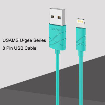 USAMS U - gee Series US SJ038 8 Pin USB Cable