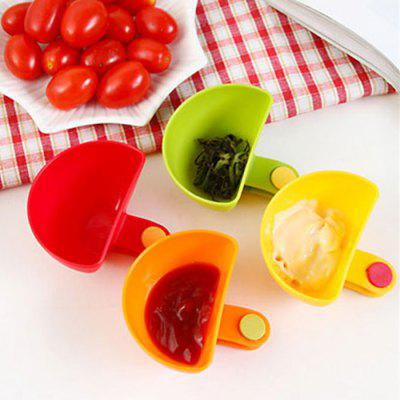 Multi-functional Plastic Clip Dishes