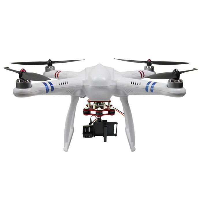 FreeX MCFX - 01 2.4G 7 Channel 6 Axis Gyro Quadcopter Automatic ...