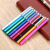 best XP09 Aluminum Alloy Capacitive Touch Pen Fine Point Stylus