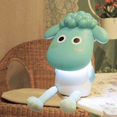 Cartoon LED Table Lamp Night Light with Sheep Shape