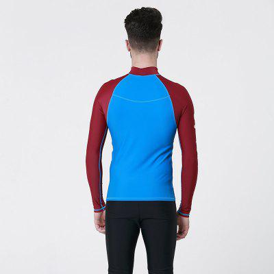 SBART Men Long Sleeve Wetsuit for Water Sports
