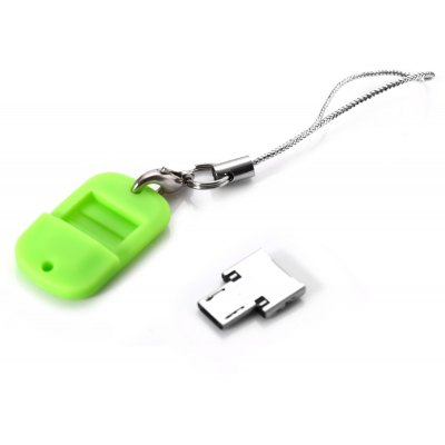 USB to Micro USB Male OTG Adapter