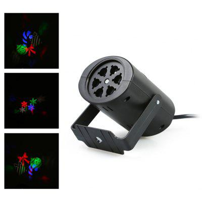 E660 RGB Patterns LED Stage Light