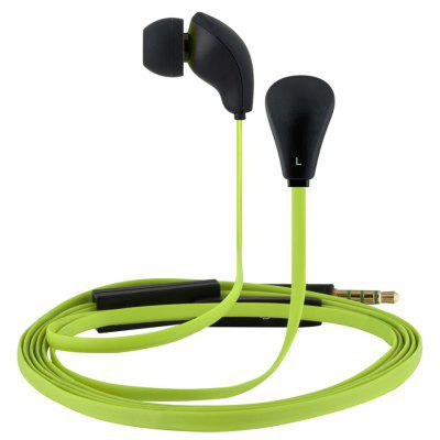 Kilinee K5 Microphone Support Wired In-ear Earphones