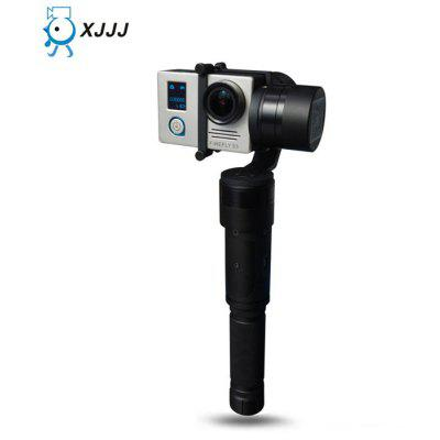 XJJJ JJ - 3 3 Axis Brushless Gimbal 360 Degree Shooting Fitting for Gopro 3 / 4 Camera