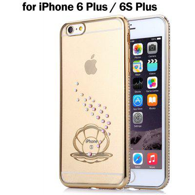 Diamond Pattern Protective Back Case for iPhone 6 Plus / 6S Plus