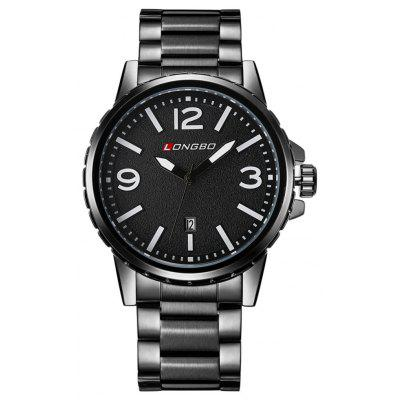 LONGBO 4111 Simple Elegant Quartz Watch for Men
