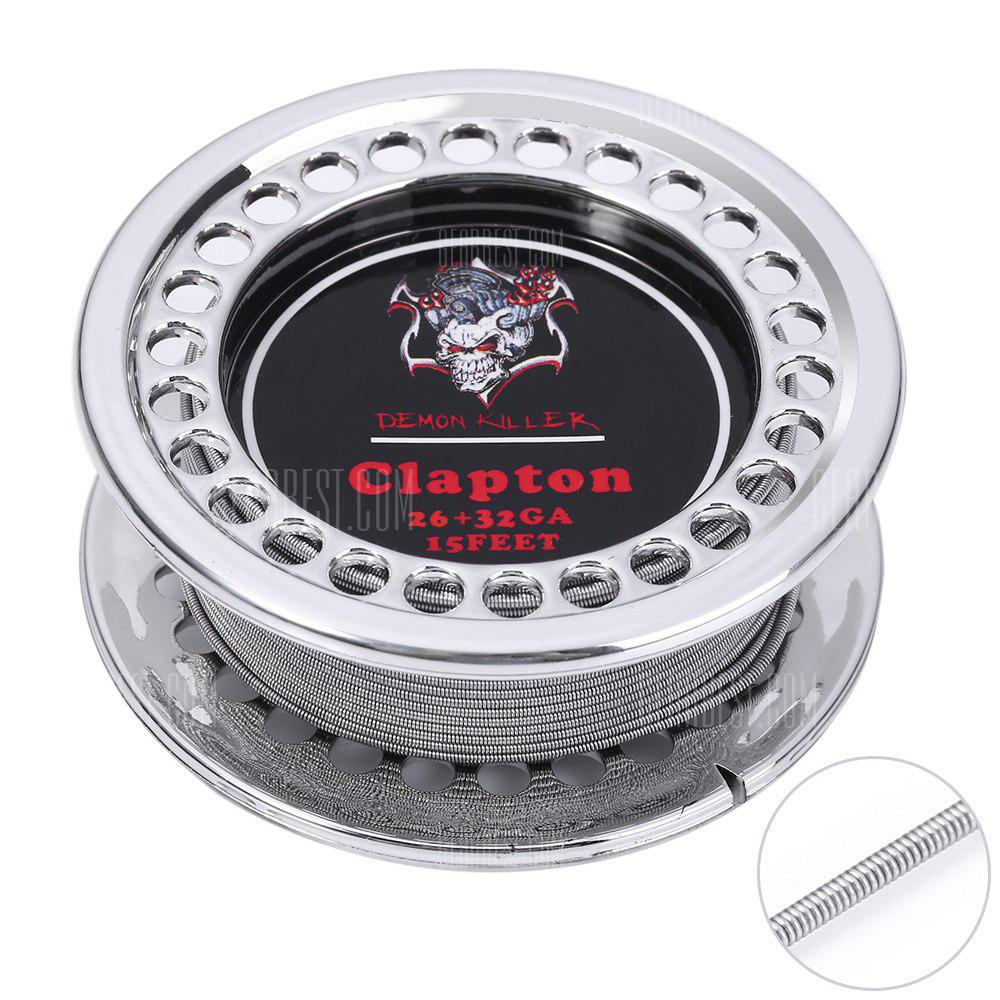 Kanthal A1 Clapton Resistance Wire - $4.17 Free Shipping|GearBest.com