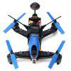 Walkera F210 - 3D 5.8GHz FPV 700TVL Camera 7CH 2.4GHz Racing Drone F3 Upgraded OSD Flight Controller - BLUE