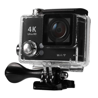 H2 Ultra HD 4K WiFi 12MP Action Camera