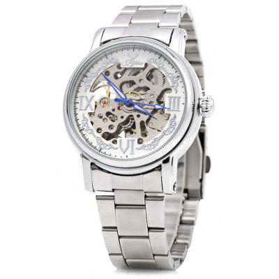 JIJIA G8126 Hollow-out Automatic Mechanical Male Watch