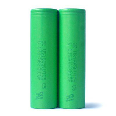 US18650 VTC5 2600mAh 30A 3.7V 18650 Li-ion Battery