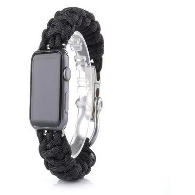 Outdoor Sport Buckle Watchband for Apple Watch 42mm