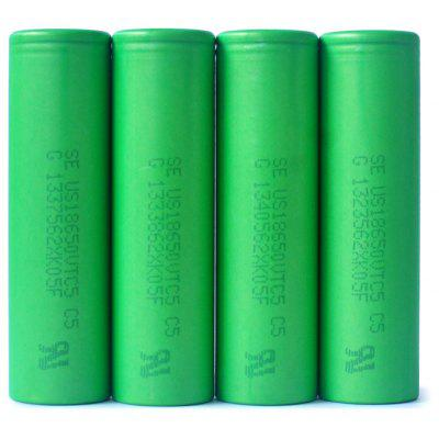 US18650 VTC5 2600mAh 30A 3. 7V 18650 Li-ion Battery