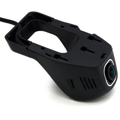 Junsun S100 WiFi 1080P FHD 170 Degree Wide Angle Car DVR