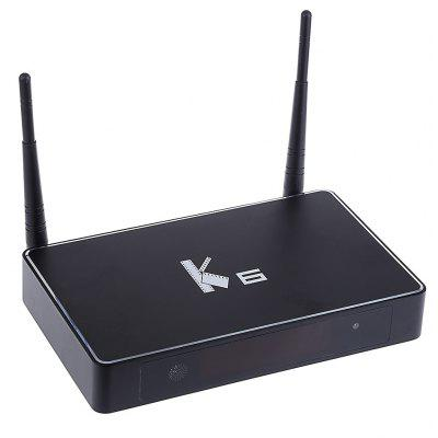 K6 Smart Box TV Android