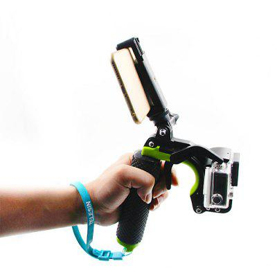 TELESIN Floaty Grip Bobber for GoPro Xiaoyi Action Camera Diving Selfie Monopod