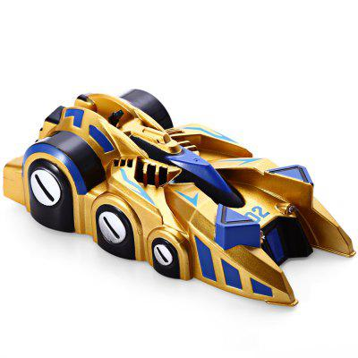 JJRC Q4 RC Climbing Vehicles Infrared Creeping Car Gift for KidsRC Cars<br>JJRC Q4 RC Climbing Vehicles Infrared Creeping Car Gift for Kids<br><br>Brand: JJRC<br>Car Power: 26909<br>Detailed Control Distance: 8~10m<br>Drive Type: 2 WD<br>Features: Radio Control<br>Functions: Forward/backward, Turn left/right, With light, Climb<br>Motor Type: Brushed Motor<br>Package Contents: 1 x Q4 Climbing Car, 1 x Transmitter, 1 x USB Cable, 1 x English Manual<br>Package size (L x W x H): 8.50 x 19.00 x 25.50 cm / 3.35 x 7.48 x 10.04 inches<br>Package weight: 0.400 kg<br>Product size (L x W x H): 4.50 x 7.50 x 14.00 cm / 1.77 x 2.95 x 5.51 inches<br>Product weight: 0.059 kg<br>Racing Time: 6~7mins<br>Remote Control: IR Remote Control<br>Transmitter Power: 6 x 1.5V AA battery (not included)<br>Type: Stunt Car