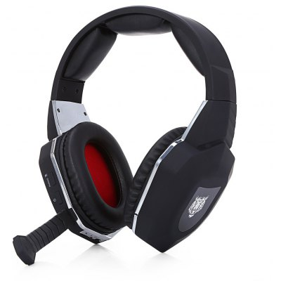 Cuffie Stereo da Gaming Wireless 2.4GHz HC - S2039 con microfono