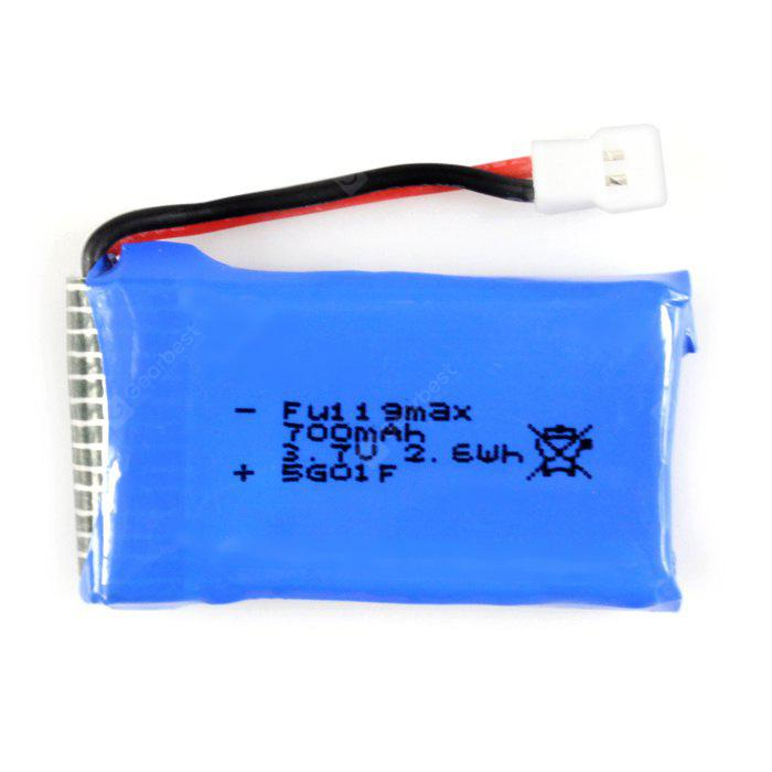 Remote Control Quadcopter Spare Parts 3.7V 700mAh Battery for Cheerson CX - 30S / CX - 30W