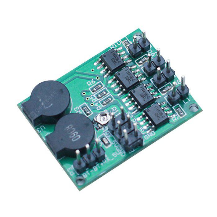 Buzzer and Lost Model Finder Alarm Sound LED Light Controller Accessory for Multicopter DIY