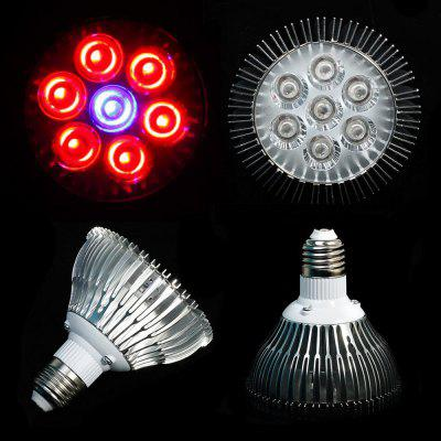 E27 21W 7 LED Grow Light