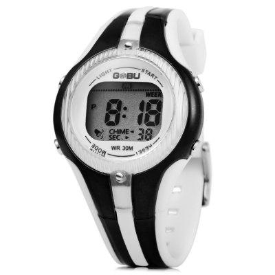 GOBU 1613 Children Watch with Stopwatch Function