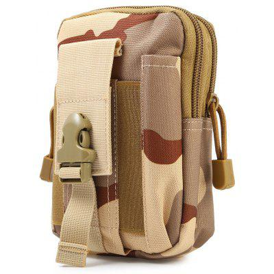 LeiTing Outdoor Practical Tactical  Waist Pack Close-fitting Bag