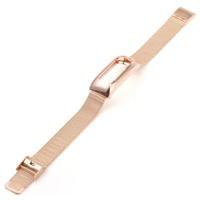 Original Xiaomi Steel Net Watch BandSmart Watch Accessories<br>Original Xiaomi Steel Net Watch Band<br><br>Available brand: Xiaomi<br>Brand: Xiaomi<br>Color: Black,Gold,Rose Gold,Silver<br>Material: Stainless Steel<br>Package Contents: 1 x Original Xiaomi Watch Band, 1 x Repairing Tool, 1 x Set of Screw<br>Package size (L x W x H): 24.50 x 2.80 x 2.50 cm / 9.65 x 1.1 x 0.98 inches<br>Package weight: 0.1070 kg<br>Product size (L x W x H): 23.50 x 1.80 x 1.50 cm / 9.25 x 0.71 x 0.59 inches<br>Product weight: 0.0320 kg<br>Type: Smart watch / wristband band