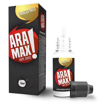Aramax Vanilla Flavor E Juice for E Cigarette
