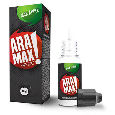 Aramax Max Apple Flavor E Juice for E Cigarette
